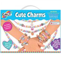 Rinkinys CUTE CHARMS, 5m.+, Galt, 1004609