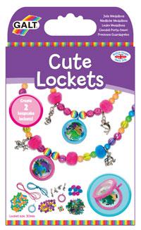 Rinkinys Cute Lockets, 5m.+, Galt, 1005116