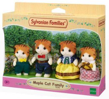 5290 SYLVANIAN FAMILIES Klevų kačiukų šeimynėlė
