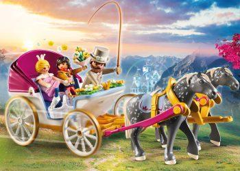 Playmobil Princess, Princesės karieta, 70449