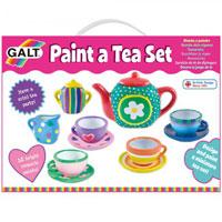 Rinkinys PAINT A TEA SET nuo 5 m., Galt, A3975K