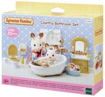 5286 SYLVANIAN FAMILIES Vonios kambarys