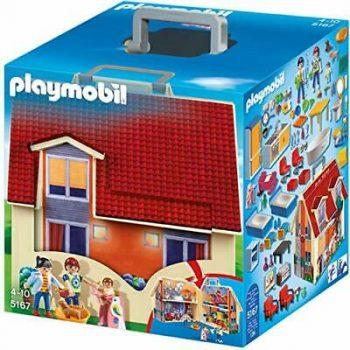 """5167 Playmobil konstruktorius """"Nešiojamas lėlių namas"""""""