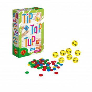 """Alexander Stalo žaidimas """"Tip top tup"""""""