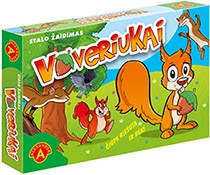 Alexander Stalo žaidimas ''Voveriukai''